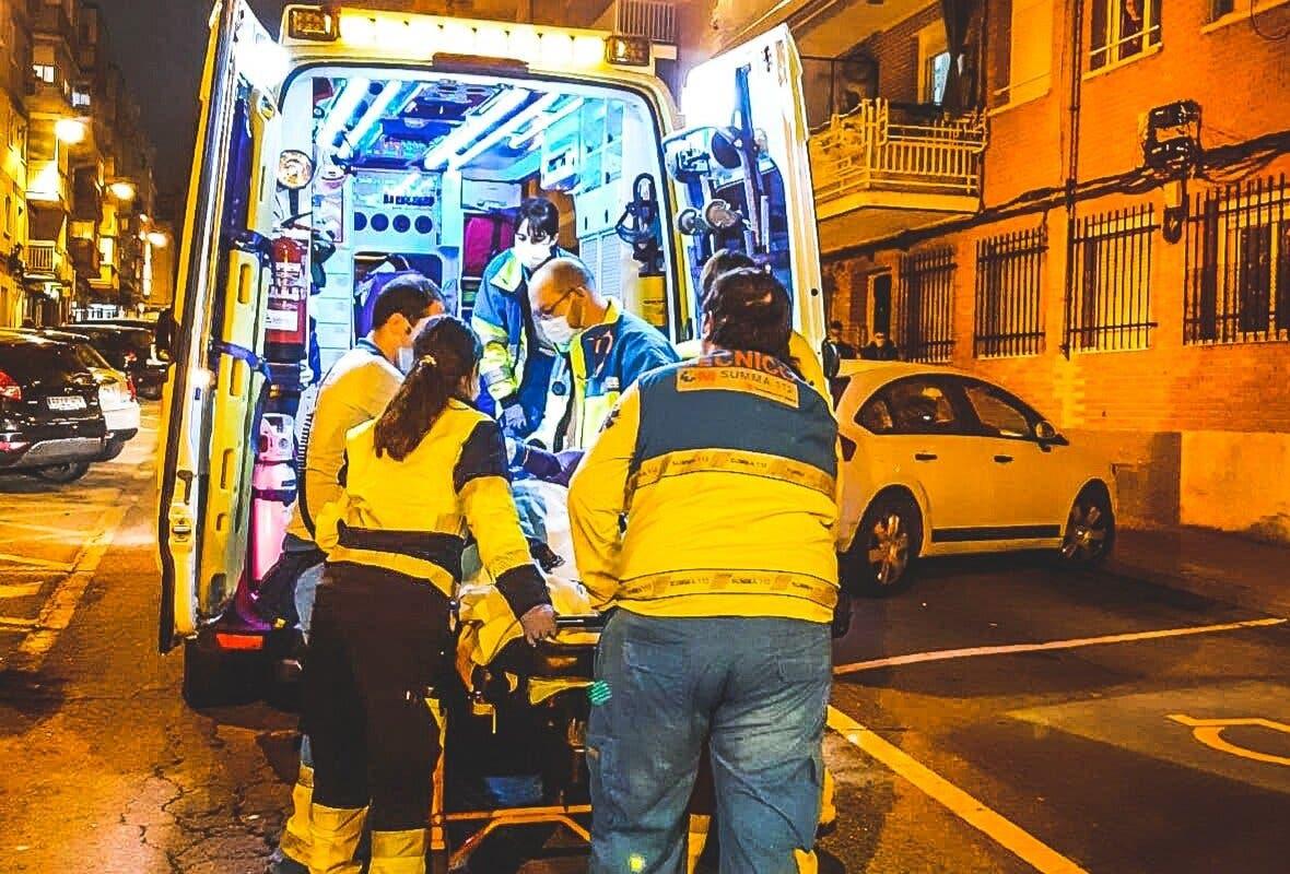 En estado grave una niña tras asfixiarse con un globo de helio en Alcobendas