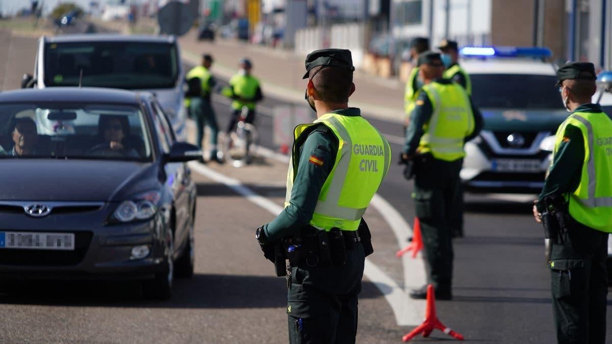 En marcha el cierre perimetral de Madrid salvo para visitar a familiares o allegados