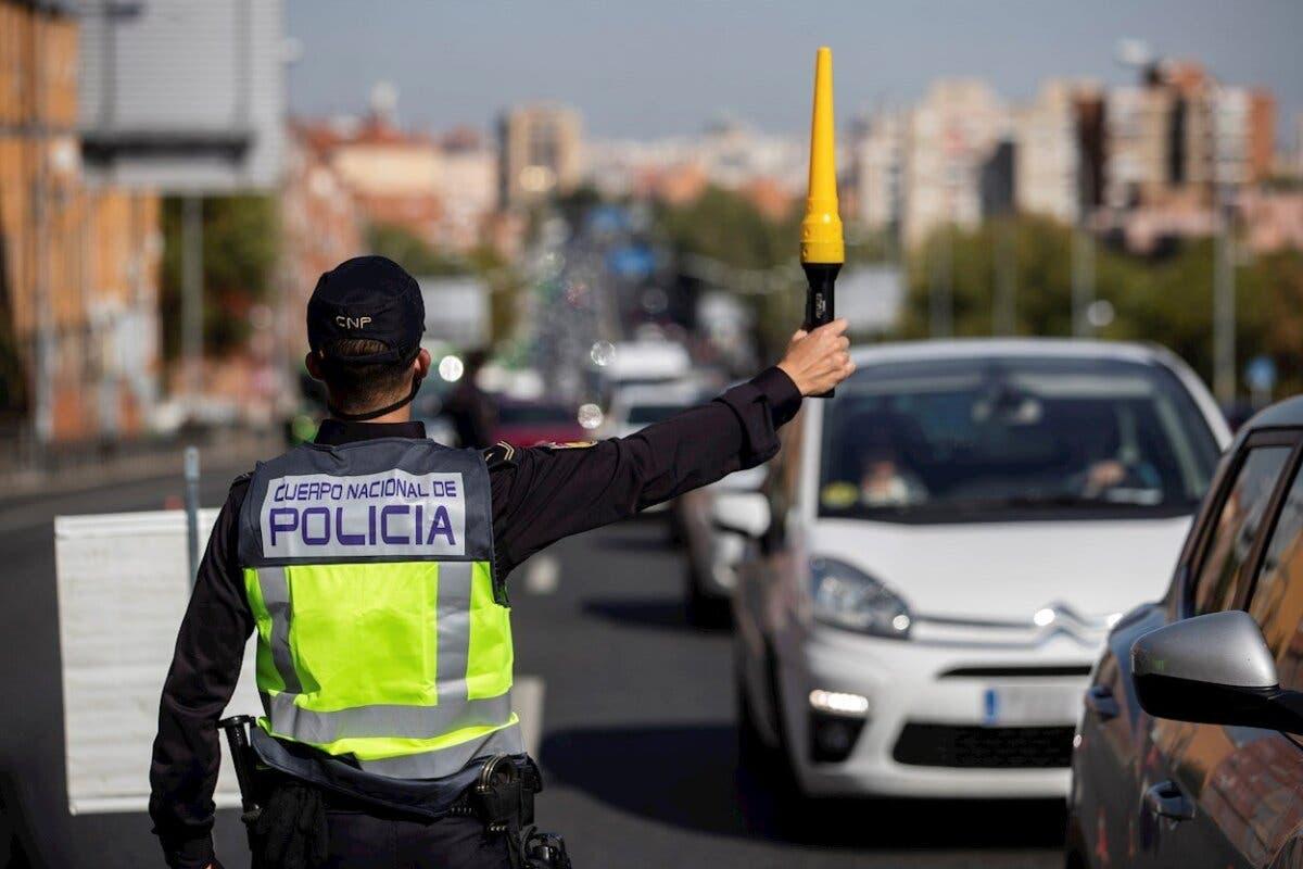 Más de 7.000 agentes controlarán las entradas y salidas de Madrid durante las Navidades