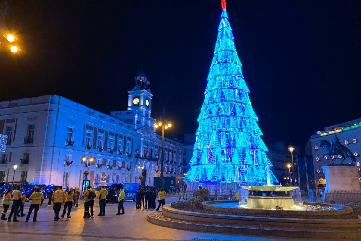 Madrid vivirá su Nochevieja más atípica con la Puerta del Sol vacía