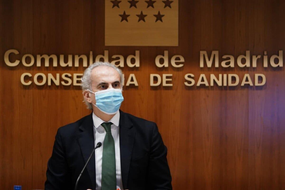 Madrid anunciará el sábado el confinamiento de nuevas zonas básicas de salud