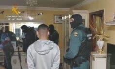Detienen en Alcalá de Henares al «Lete» y su banda de aluniceros