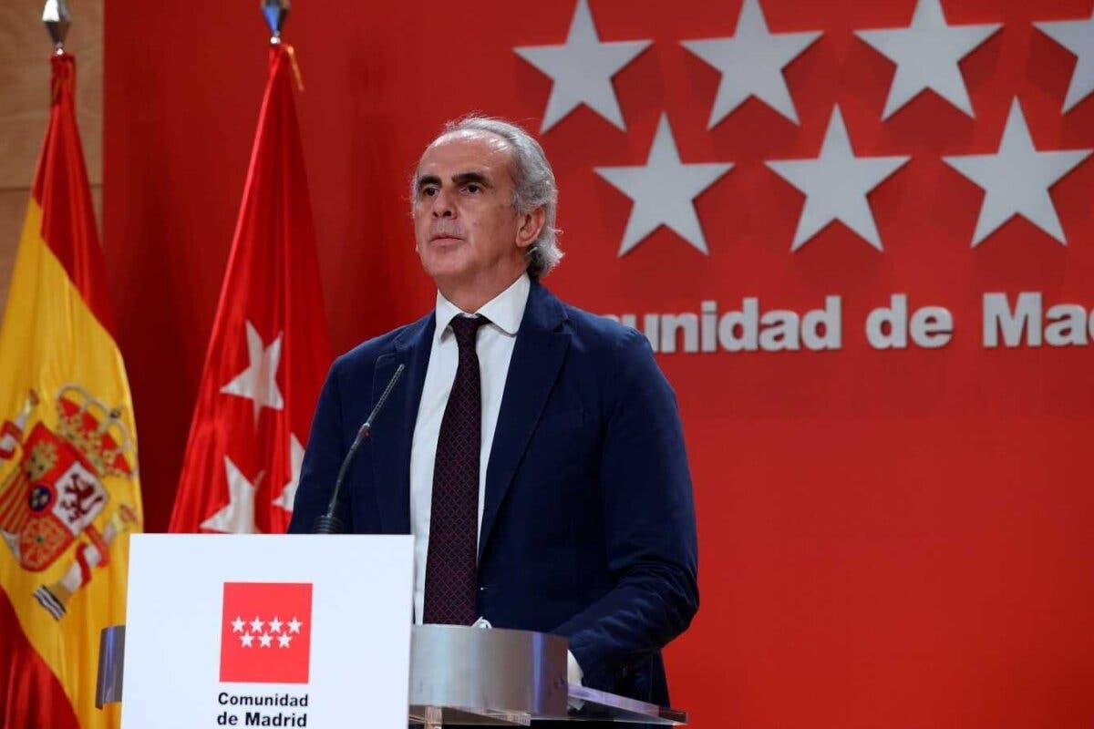 Madrid reduce de 10 a 6 personas las reuniones familiares en Navidad