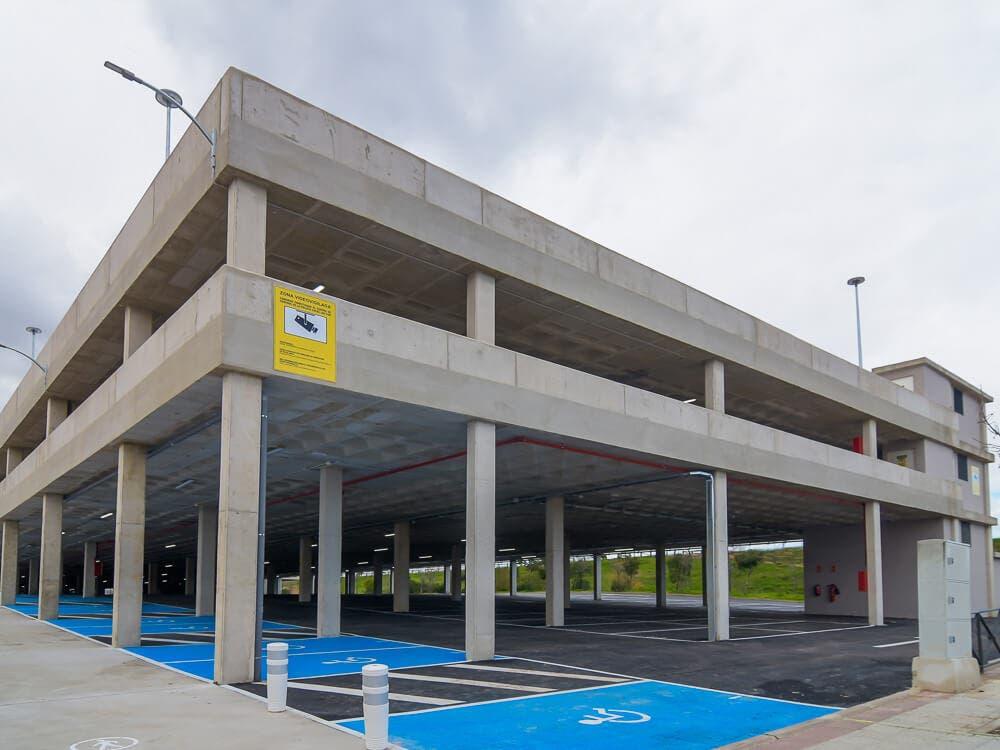 Torrejón de Ardoz abre al público un nuevo parking gratuito junto al hospital