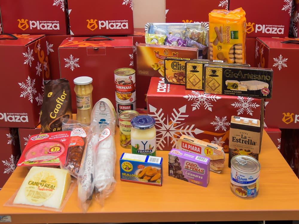 Torrejón de Ardoz entrega 500 cestas navideñas para familias sin recursos de la ciudad
