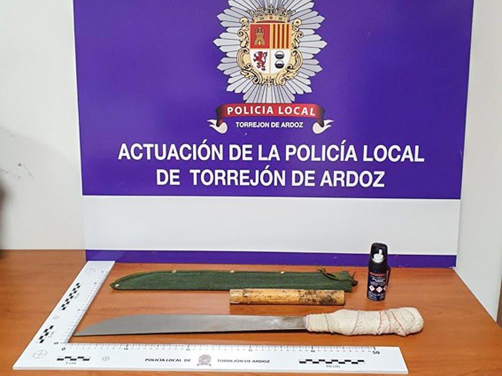 Detenidos e identificados en Torrejón de Ardoz varios sospechosos de robos en establecimientos comerciales