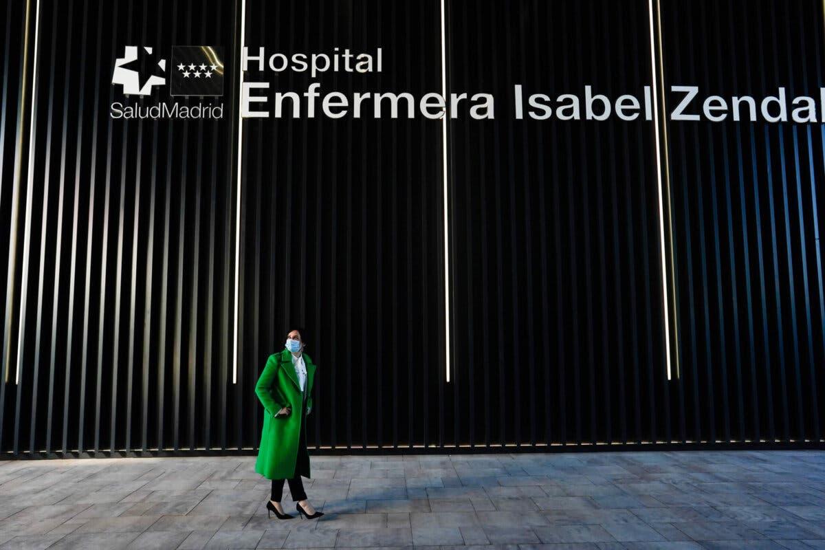 Los primeros pacientes del hospital Zendal llegarán a finales de esta semana