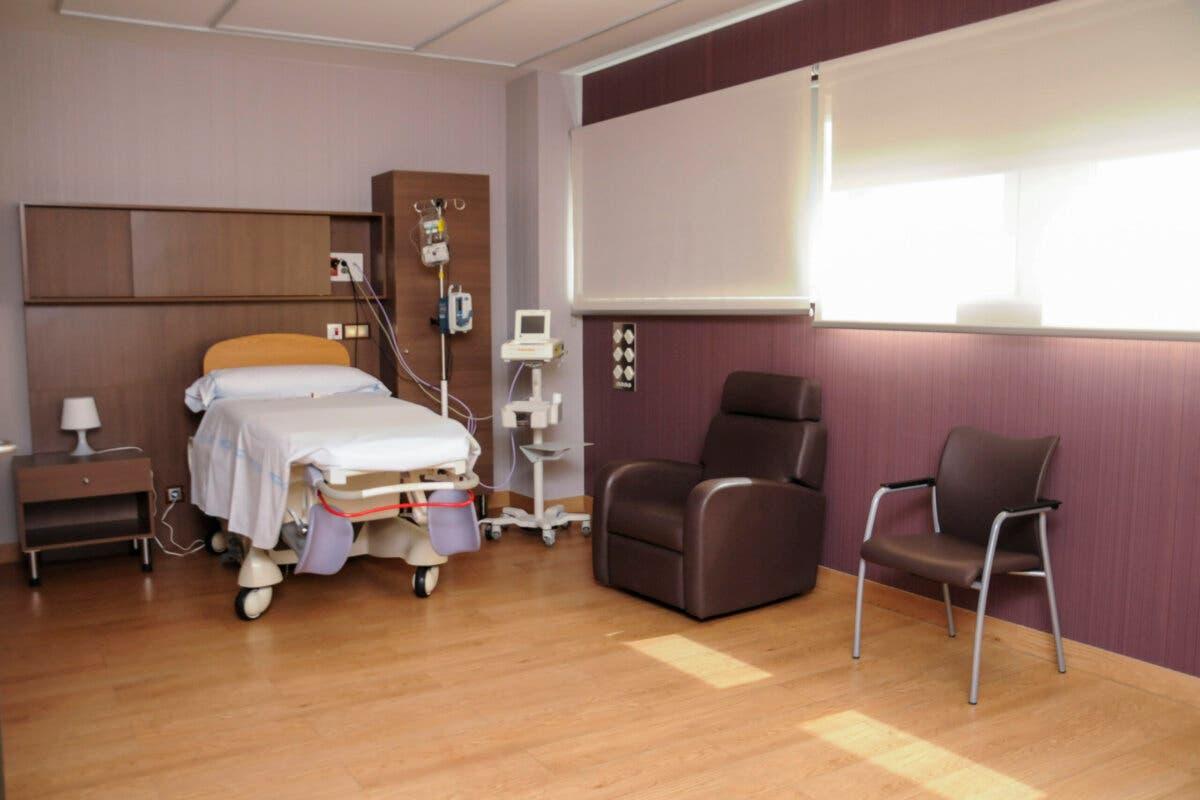 El hospital de Torrejón de Ardoz lanza el programa Conoce nuestro Paritorio