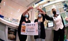 El segundo premio reparte más de 56 millones en Alcalá de Henares