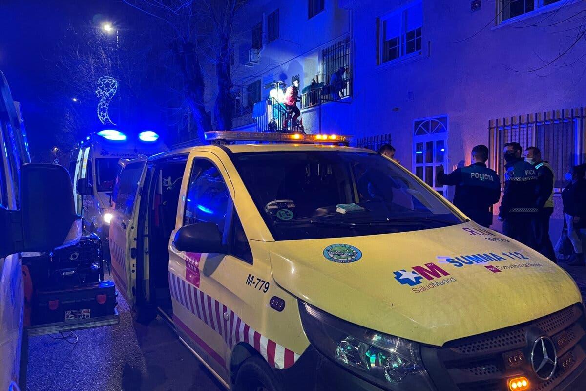 Una persona detenida por la muerte de un hombre apuñalado en Villanueva del Pardillo