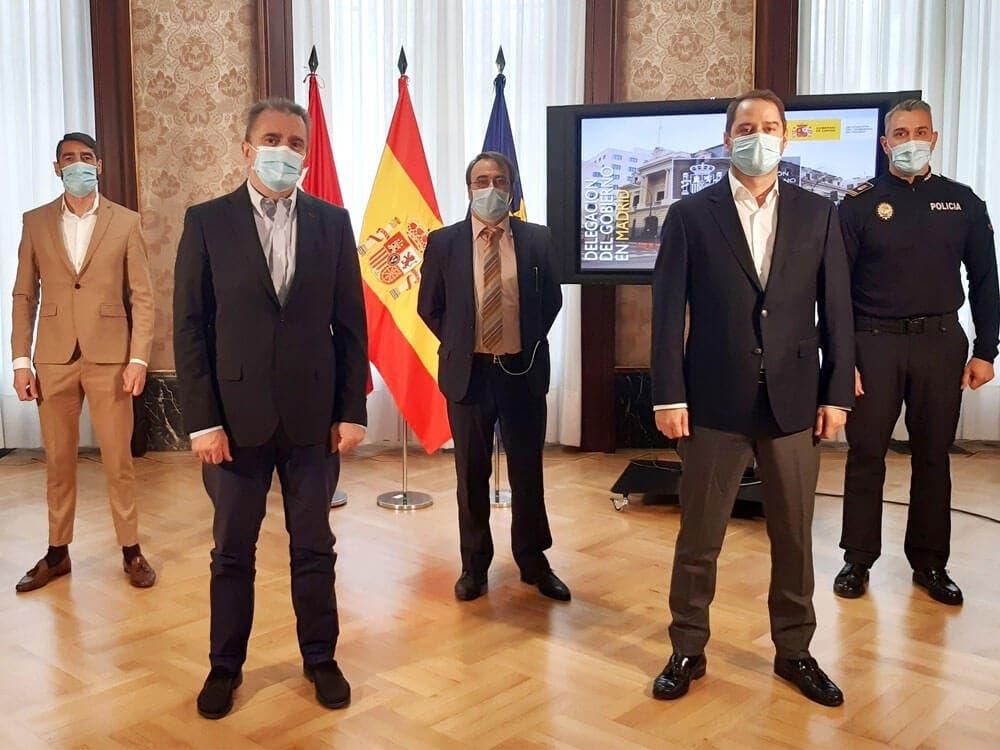 La Policía advertirá en los institutos de Torrejón de Ardoz sobre las bandas juveniles