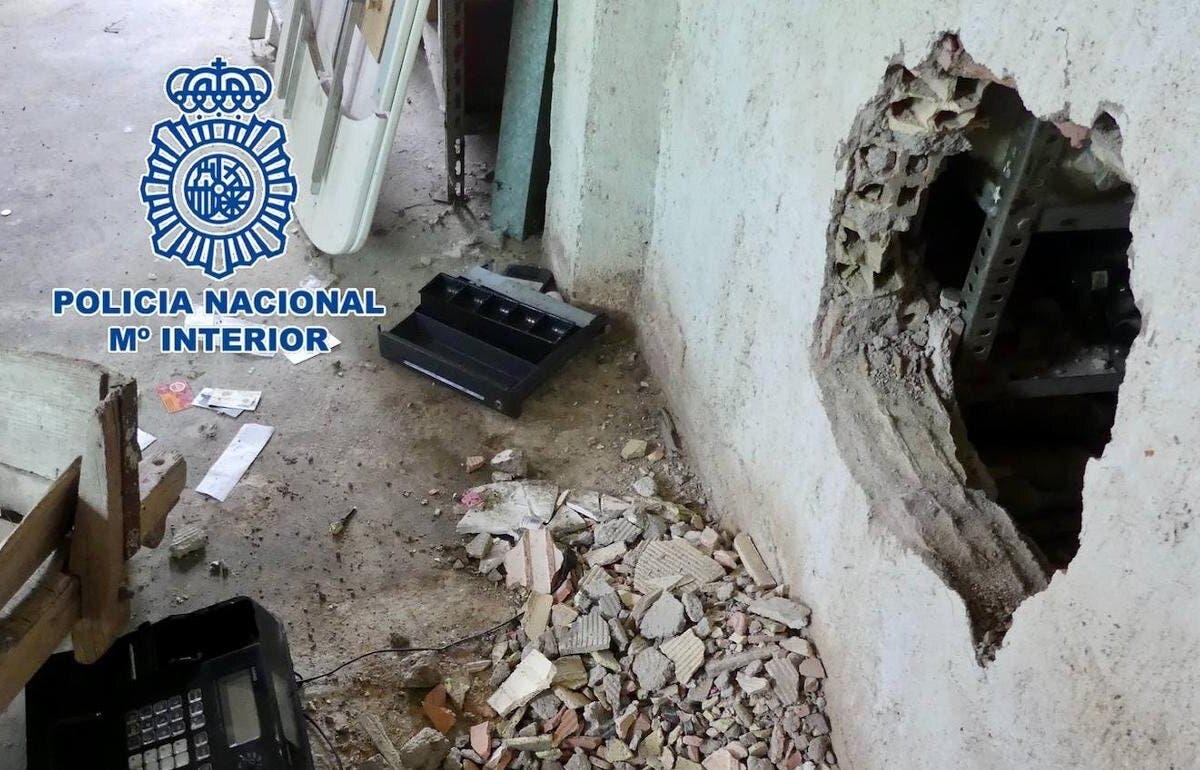 Desmantelada una banda rumana que robó en dos joyerías de Torrejón de Ardoz
