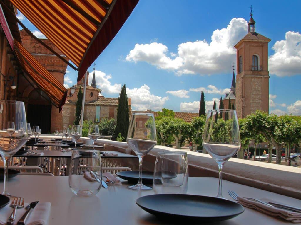 El Restaurante Casino de Alcalá de Henares vuelve con nueva carta y nuevos precios