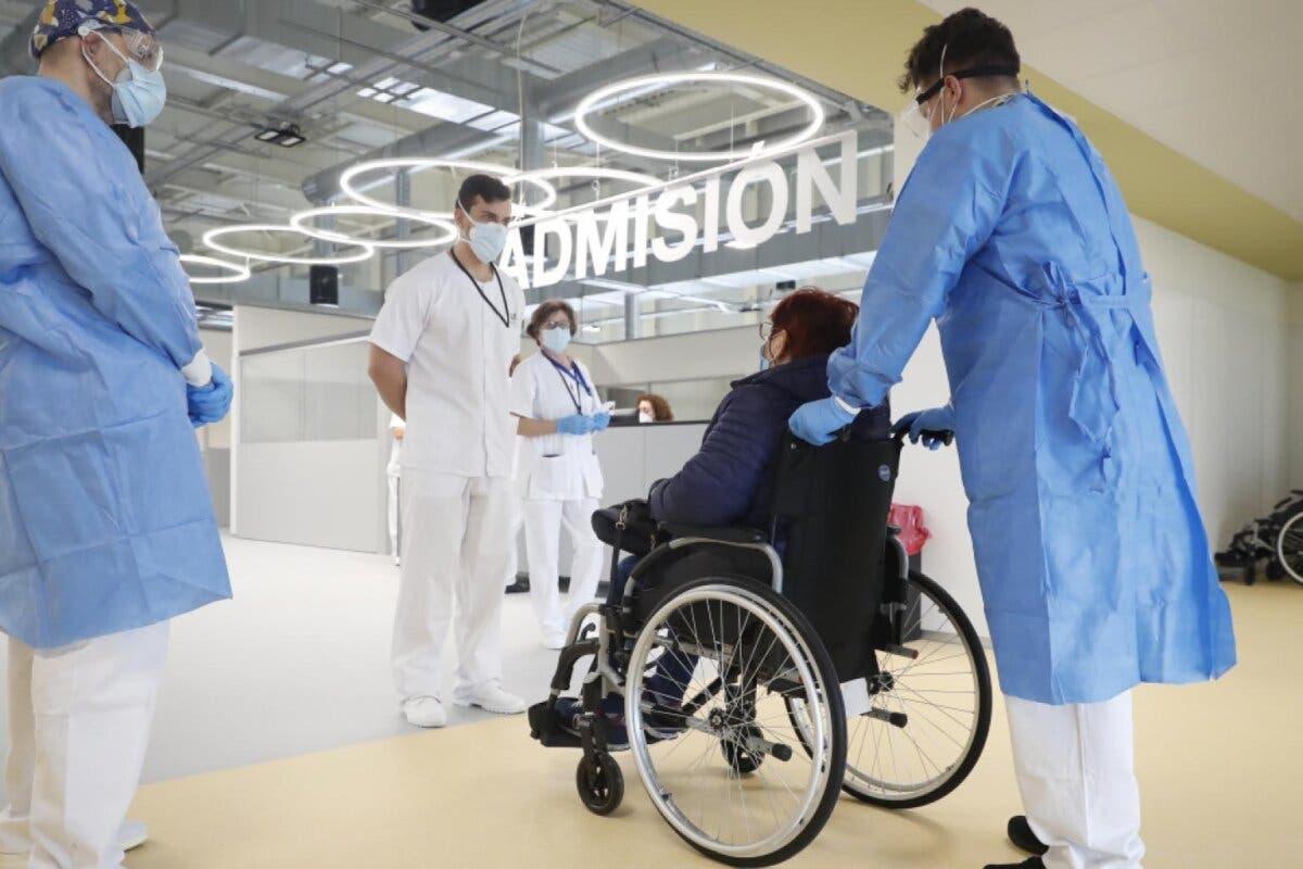 El Hospital Enfermera Isabel Zendal entra en funcionamiento