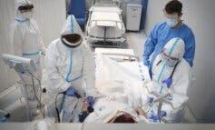 España registra la cifra diaria de muertos más alta desde la primera ola: 591 fallecidos en 24 horas