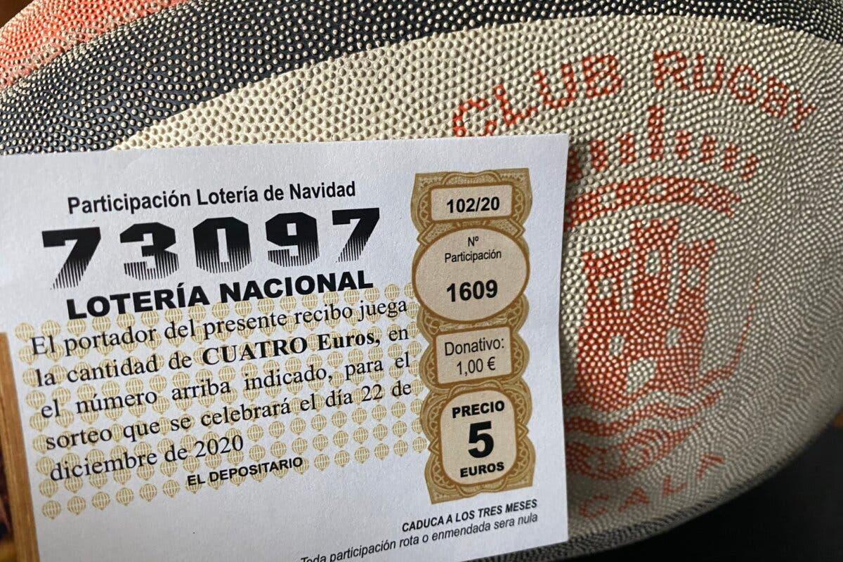 Las papeletas que han repartido más de 100.000 euros en Alcalá de Henares