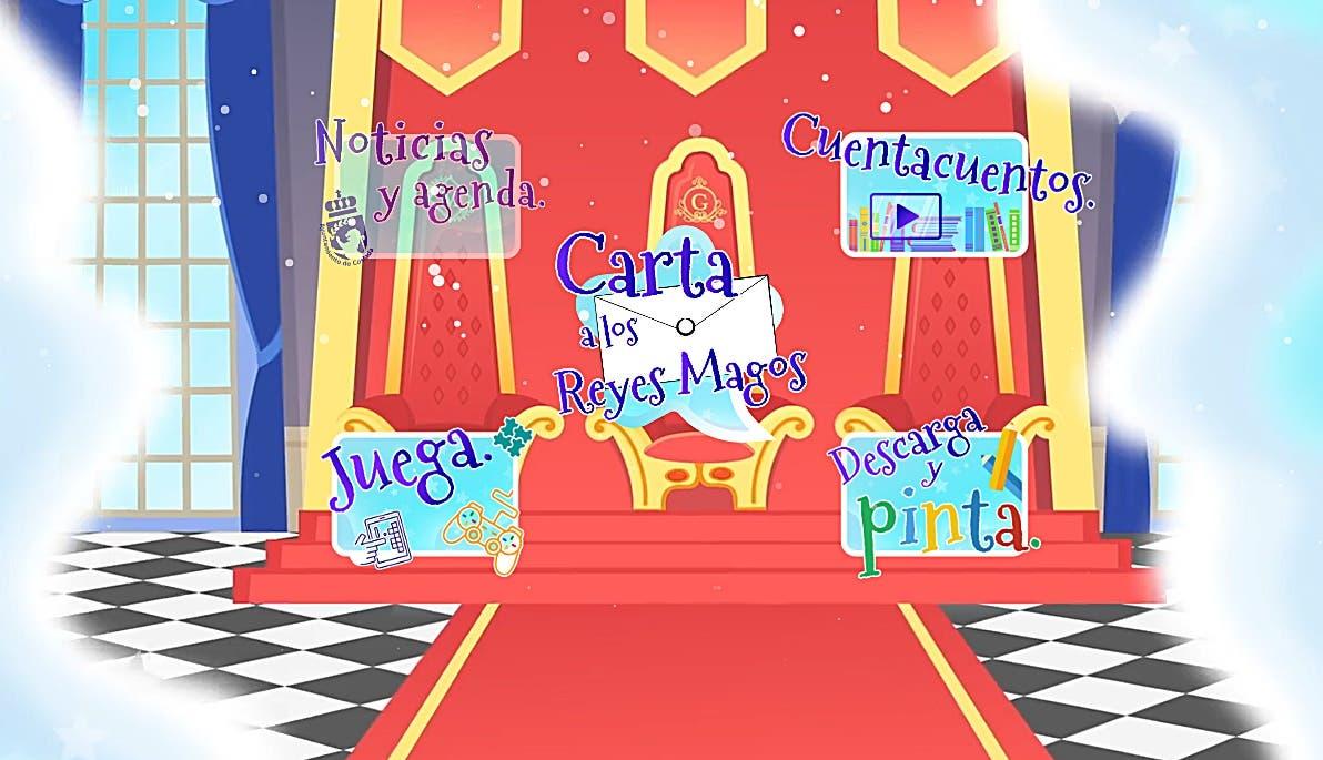 Coslada lanza la web de los Reyes Magos donde se pueden enviar las cartas