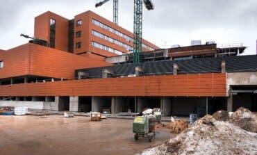Las eternas obras de ampliación del Hospital de Guadalajara no estarán acabadas hasta el verano