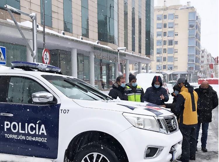 Torrejón de Ardoz pide colaboración ciudadana: «Restablecer la normalidad conllevará días o semanas»
