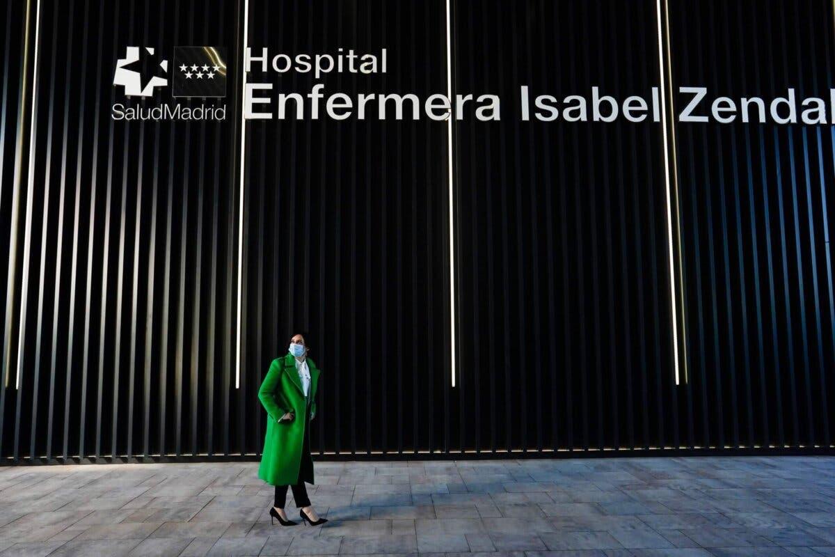El Zendal es ya el hospital público madrileño con más pacientes covid