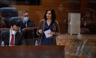 Ayuso anuncia que los test llegarán a las farmacias madrileñas a partir de febrero