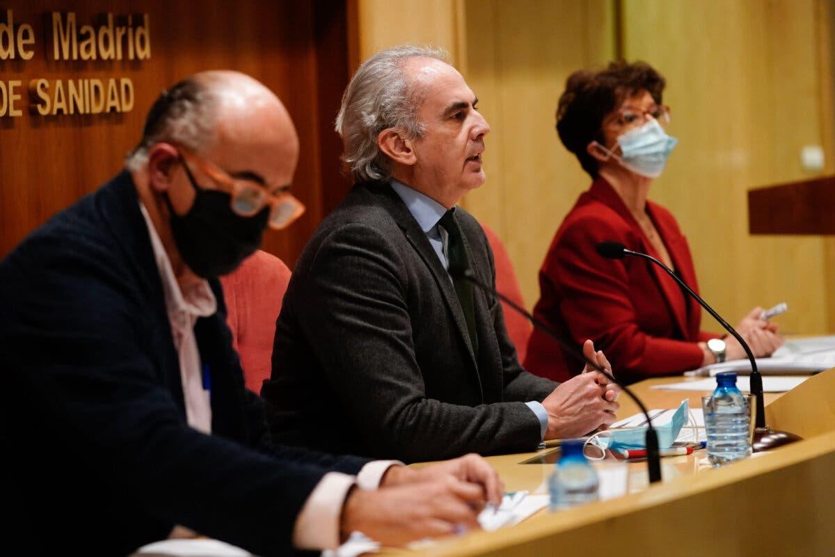 Madrid prohíbe reuniones en domicilios y pide a los mayores que se autoconfinen