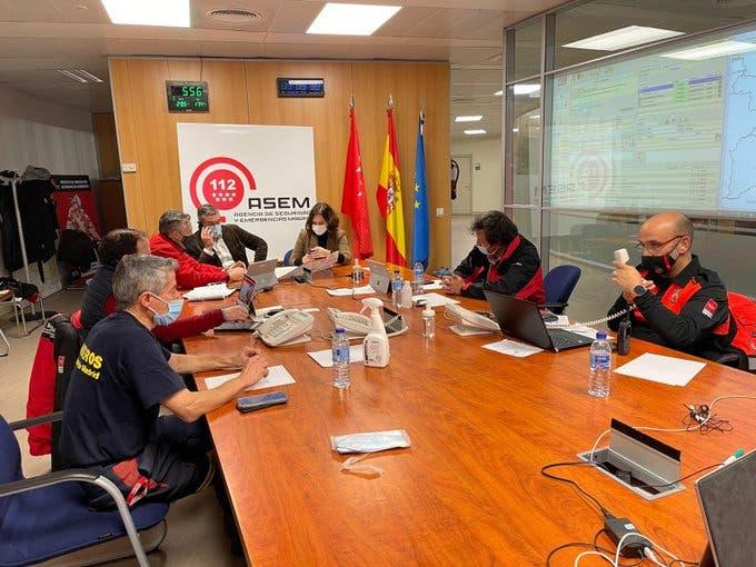 Ayuso suspende las clases en la Comunidad de Madrid hasta el miércoles