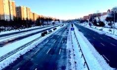 La Comunidad de Madrid ya tiene operativas y sin restricciones sus principales carreteras