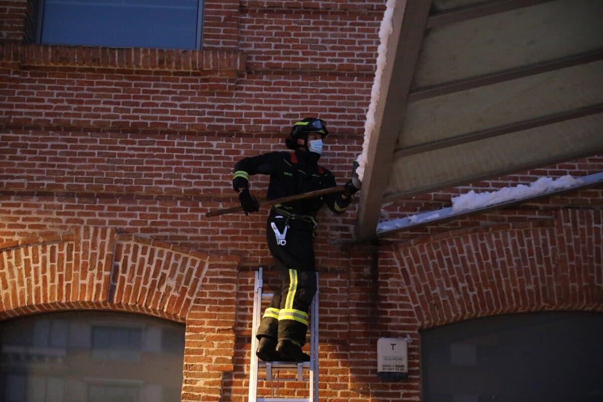 Algunos centros educativos madrileños no podrán abrir el lunes por graves desperfectos