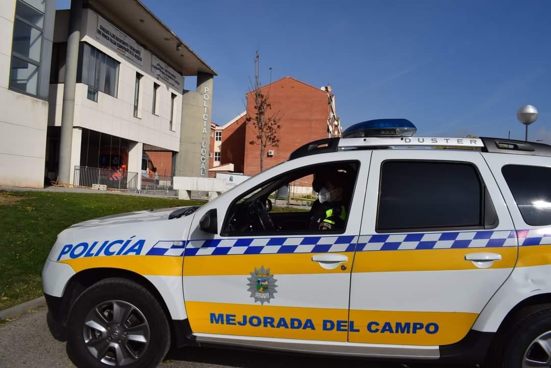 La Policía de Mejorada del Campo ha impuesto 139 sanciones por incumplir las restricciones