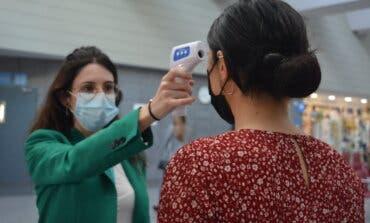 El Hospital de Torrejón activa de nuevo el control de temperatura en los accesos