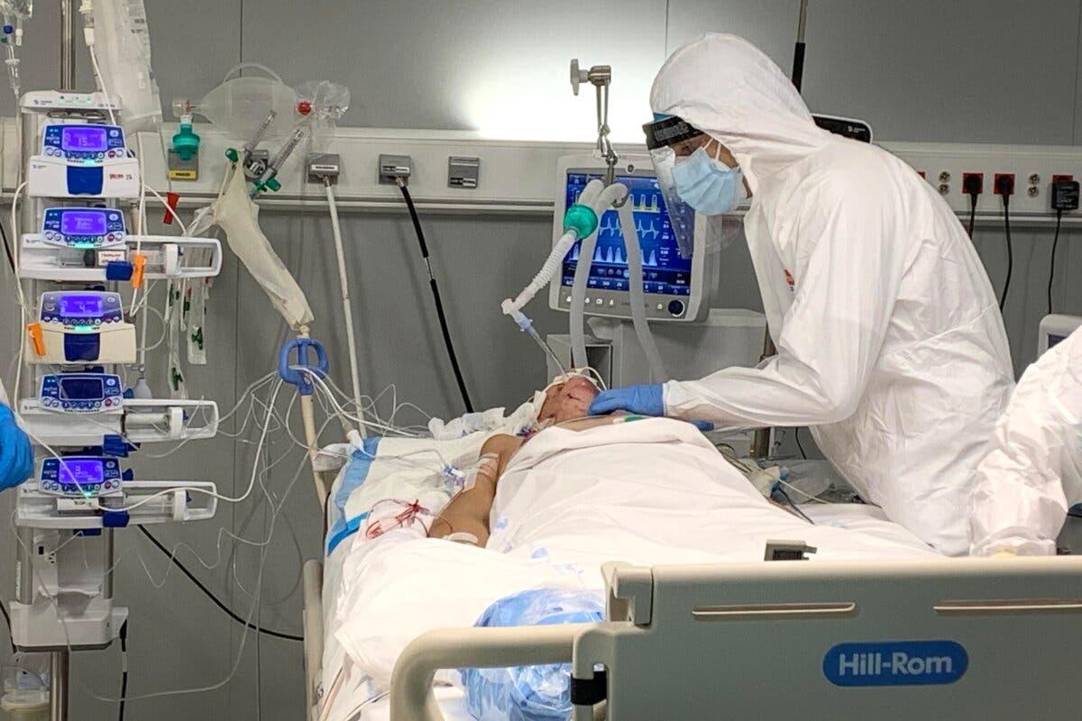 El Hospital Zendal triplica su capacidad para la atención de enfermos críticos