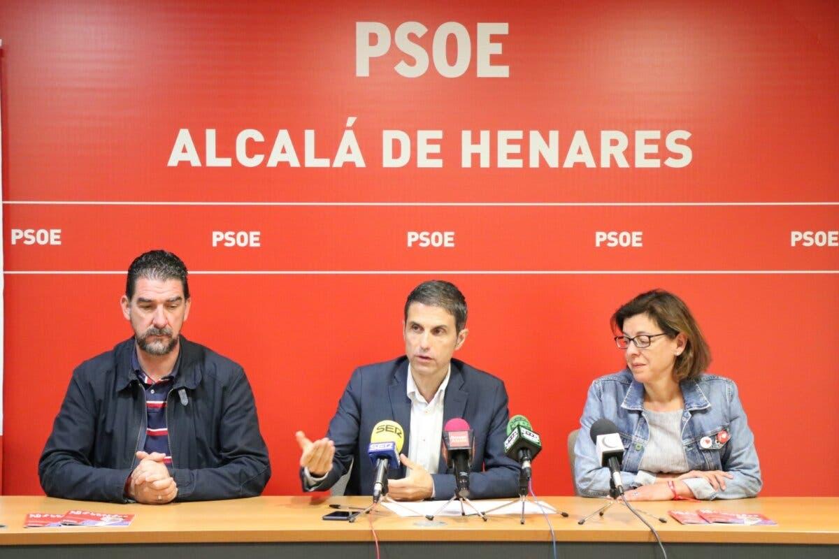 El PSOE de Alcalá critica que no haya sido confinado Torrejón