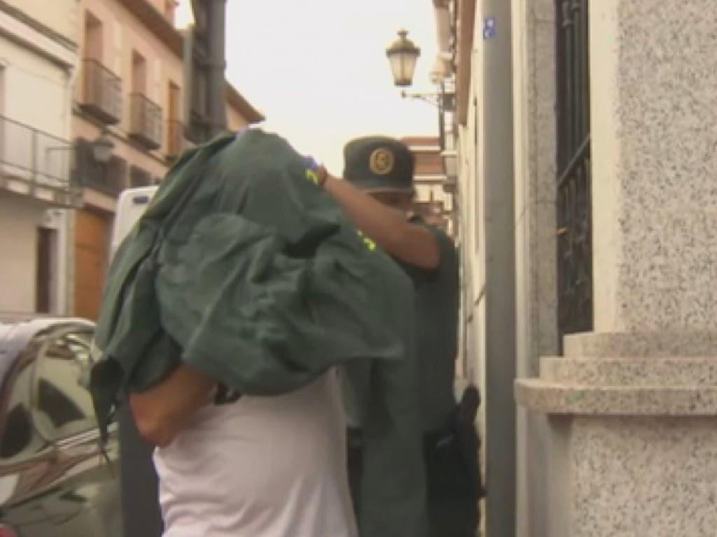 El asesino confeso de Chapinería: «La cabeza se la llevaron las alimañas»