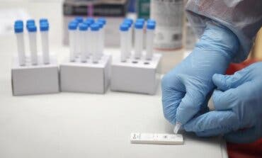 Los test de antígenos para jóvenes llegan a la Universidad de Alcalá de Henares