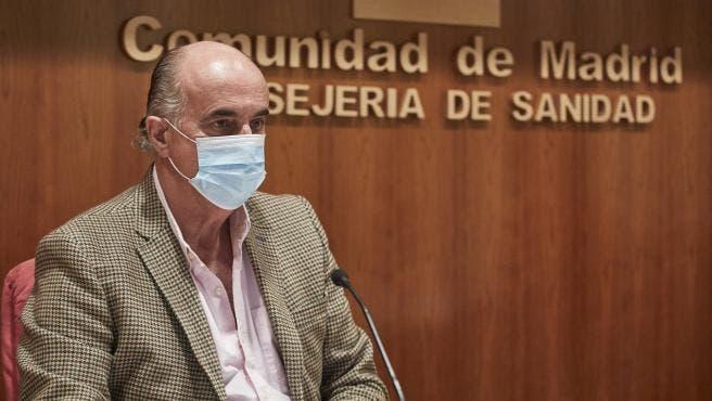 Madrid espera un repunte de casos en las próximas semanas