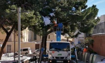 Guadalajara cifra en dos millones de euros los daños ocasionados por Filomena