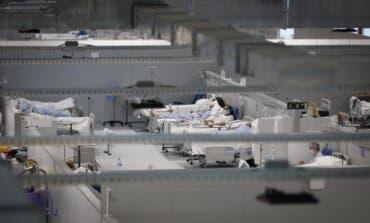 Madrid prepara el tercer pabellón del hospital Zendal ante el aumento de casos