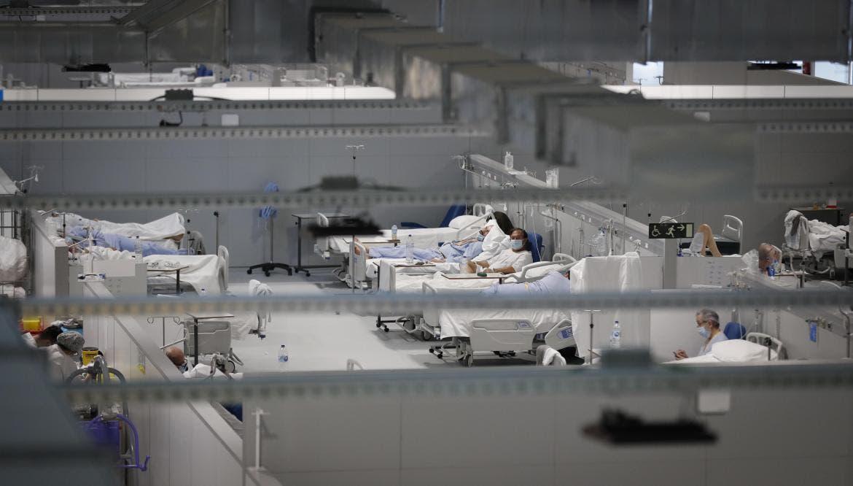 Madrid registra 2.473 nuevos positivos y ha administrado más de 1,84 millones de dosis de vacunas, 40.706 el último día