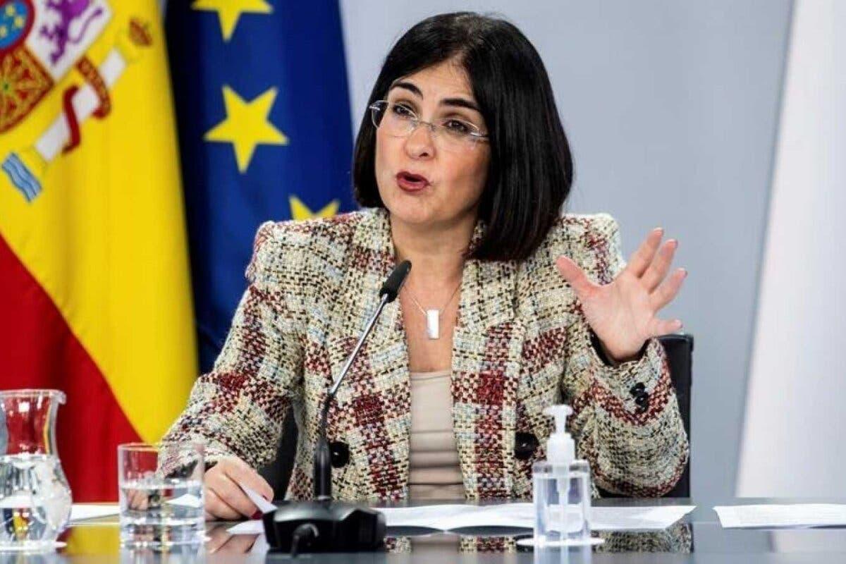 Darias, nueva ministra de Sanidad tras la marchade Illa en plena tercera ola