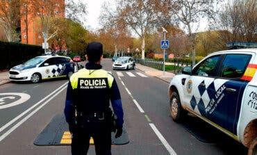 Dispositivo especial de tráfico en Alcalá de Henares ante la previsión de nieve