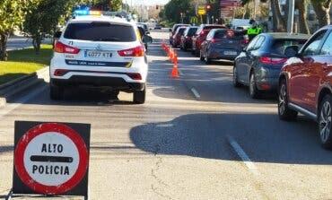Alcalá de Henares y Coslada activan controles para vigilar el confinamiento perimetral