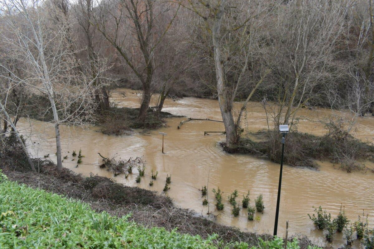 Guadalajara pide precaución ante el riesgo de desbordamiento del río Henares