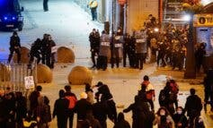 Podemos y Más Madrid rechazan aprobar una declaración de condena de los disturbios de Sol