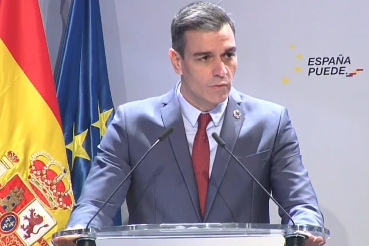Sánchez condena la violencia en las calles tres días después de estallar los disturbios