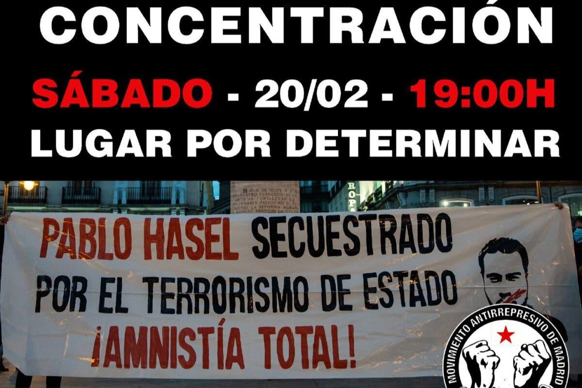 En libertad todos los detenidos por los disturbios de Madrid y anuncian nuevas protestas