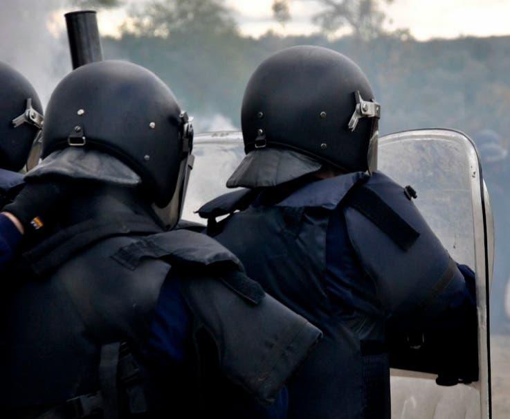 La Policía se prepara ante la nueva protesta por Hasel convocada hoy en Madrid