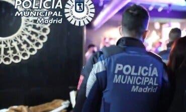 La Policía desmantela 227 fiestas ilegales durante el fin de semana en Madrid