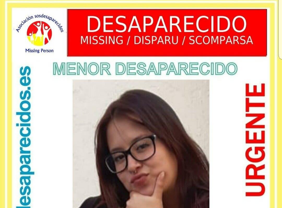 Localizada una menor que llevaba desparecida en Madrid desde Año Nuevo