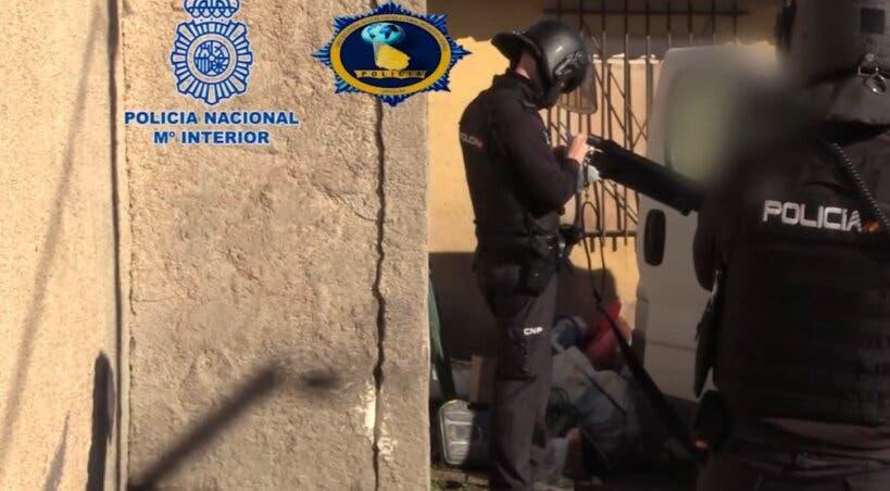 Golpe a la prostitución en Alcalá de Henares con ocho detenidos y cuatro mujeres liberadas